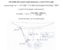 A33 Satellite Dish Actuator Length Equation for a certain USALS angle.png